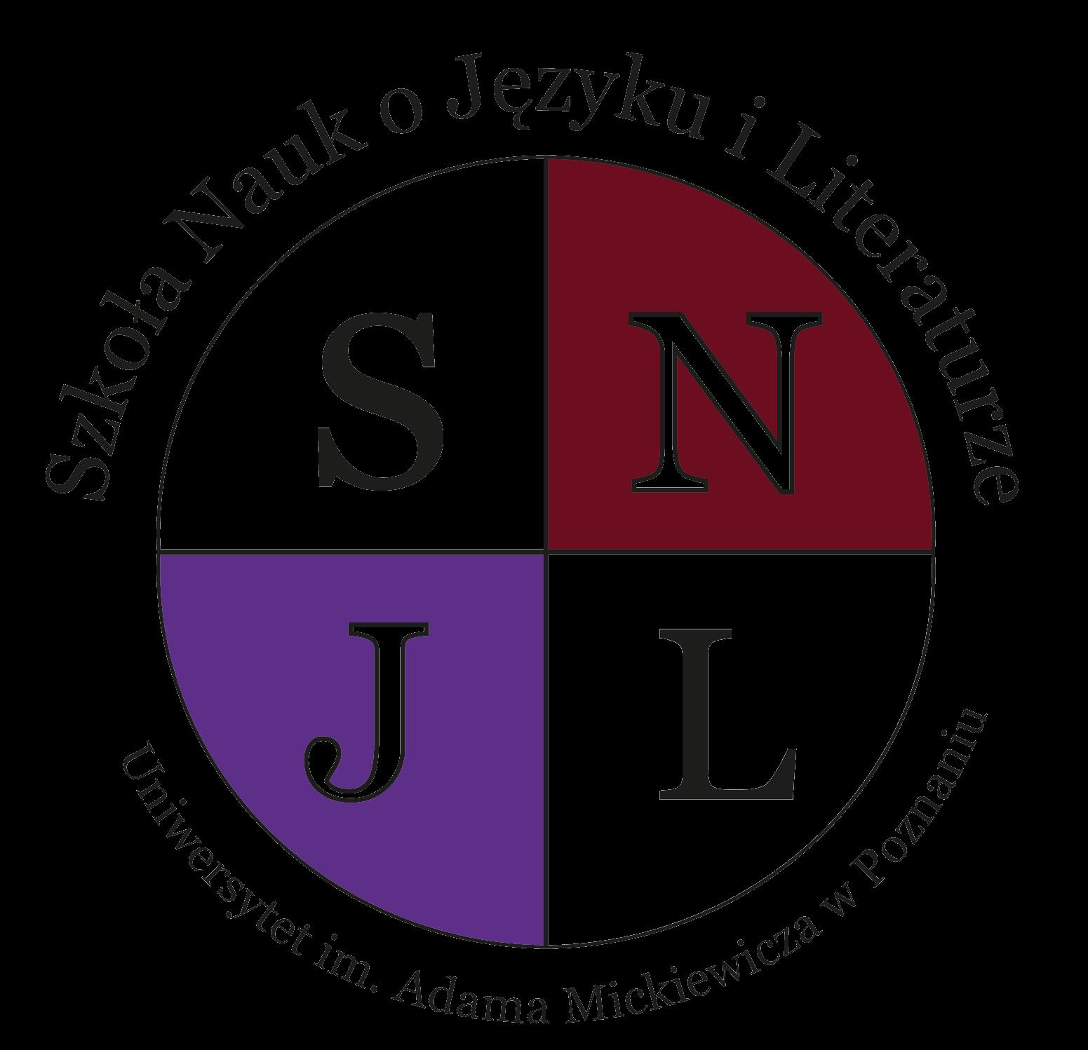 Logo SNJL z linkiem do witryny