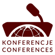 Conferences logo with a link do the Conferences information page