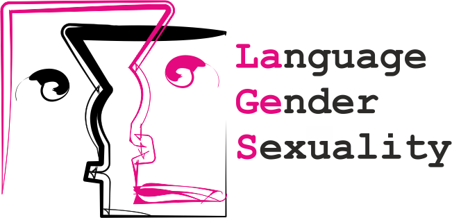 Not Language sex and gender something is
